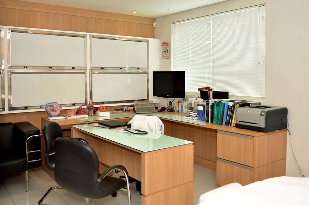 sala médico